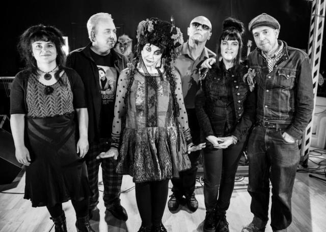 Lene Lovich band