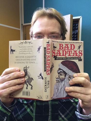 Paul Hawkins - Bad Santas
