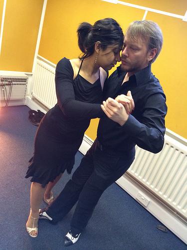 Hendrik Huthoff and sabrina Bose